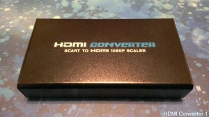 SCART to HDMI 1 Device