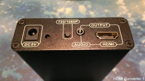 SCART to HDMI Device Outputs