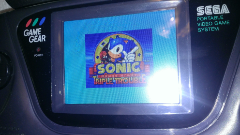 GGTV OUT LCD MOD - LCD SCREENSHOT