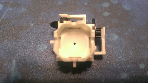 Nintendo 64 Broken Joystick Bowl Poked Hole