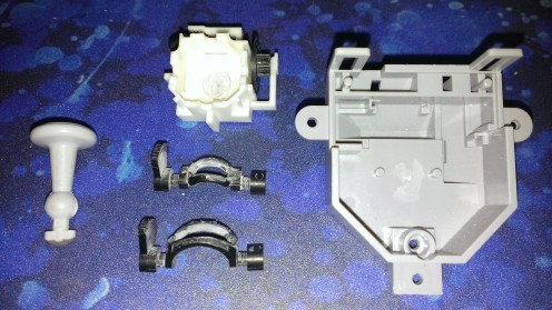 Broken Nintendo 64 Controller Fixed Pieces