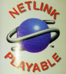 Sega Saturn NetLink Playable Logo
